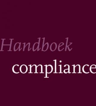 Handboek compliance in de zorg